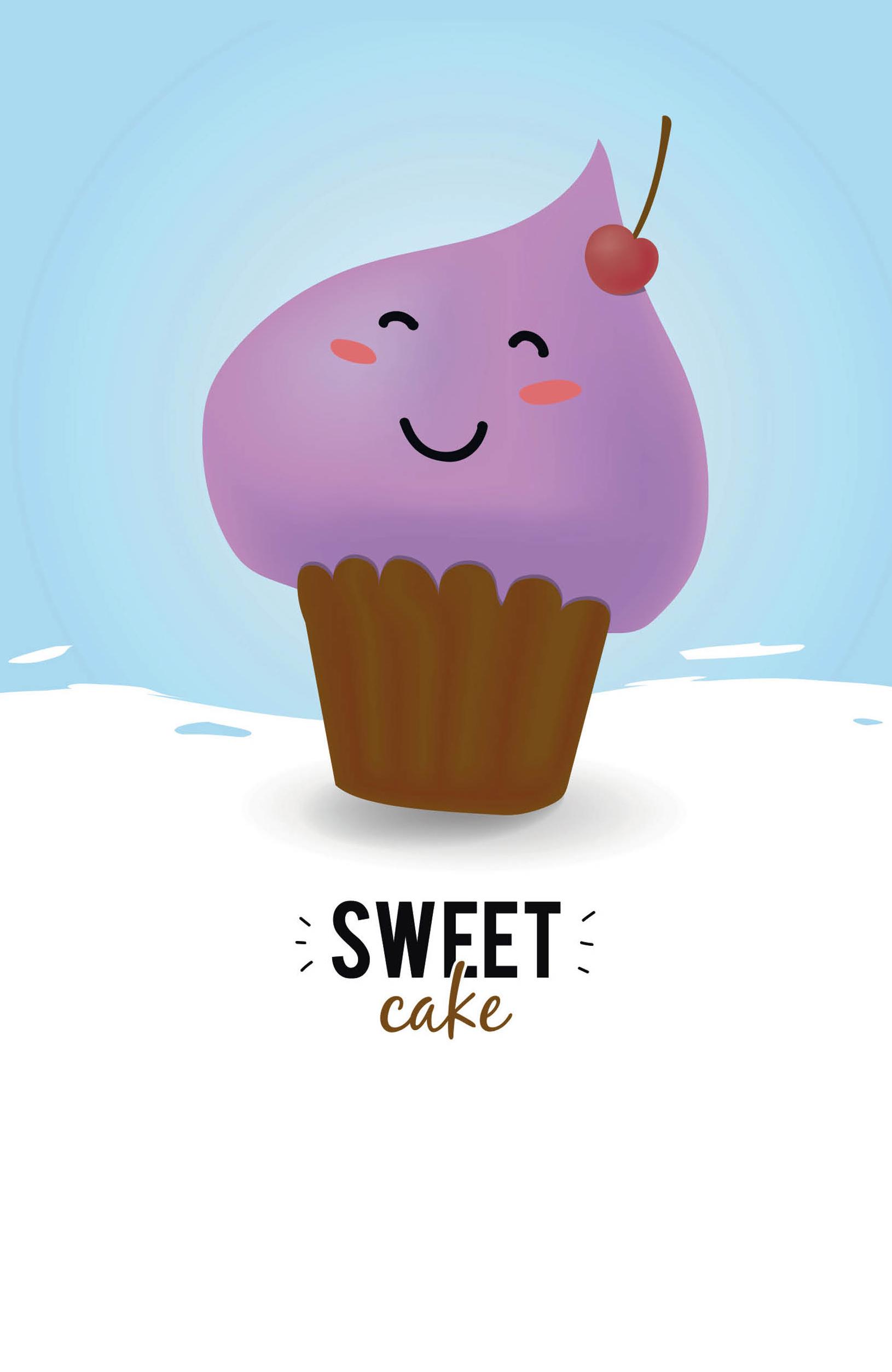 Sweet cake (А5)
