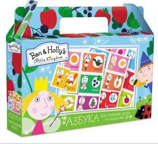Ben&Holly.Hастольная игра Азбука (03013)
