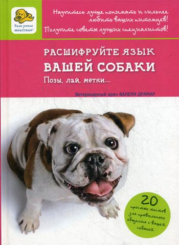 Расшифруйте язык вашей собаки
