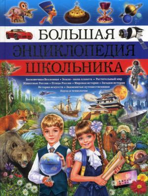 Большая энциклопедия школьника.
