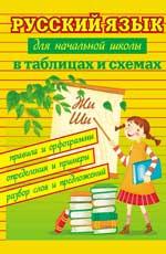 Русский язык для начальной школы в табл.и схемах д