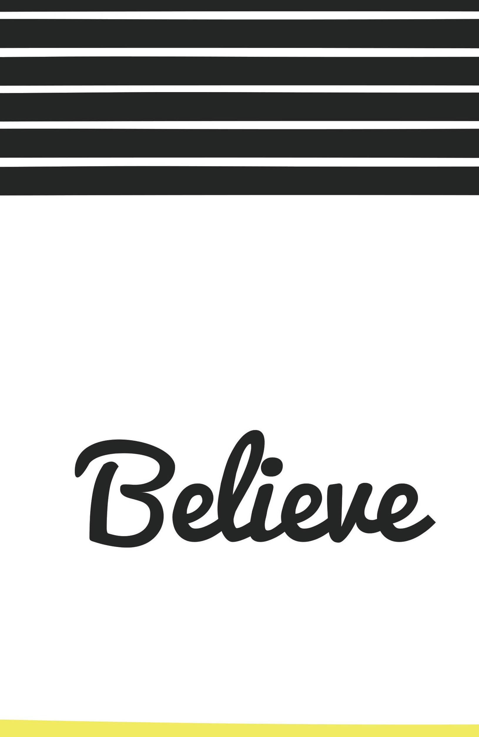 Believe (А5)