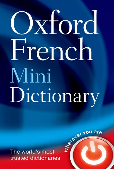 French Mini Dictionary (5-е изд.) (синий шрифт)