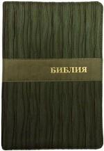 Библия (1308) 075DRTI (Зелен.)больш.форм.