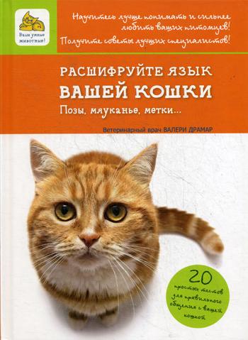Расшифруйте язык вашей кошки