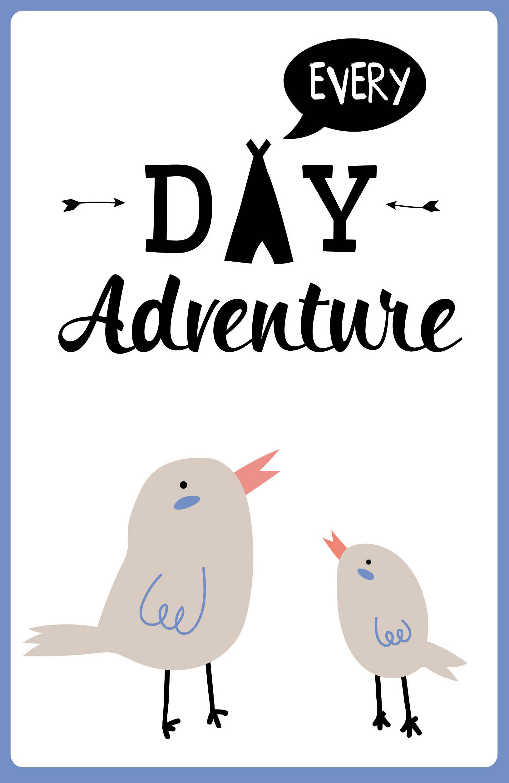 Every day adventure (А5)