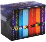 Harry Potter Box Set: The Complete Collection (Children's Paperback). Rowling J.K.