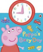 Peppa Pig: Peppas Busy Day (board book)