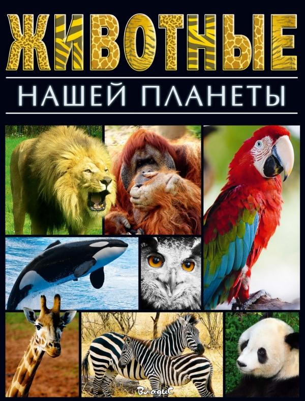 Животные нашей планеты. Анселми А.