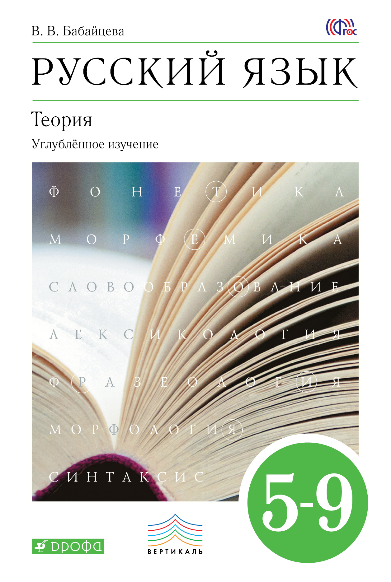 Гдз по русскому 6 7 класс теория