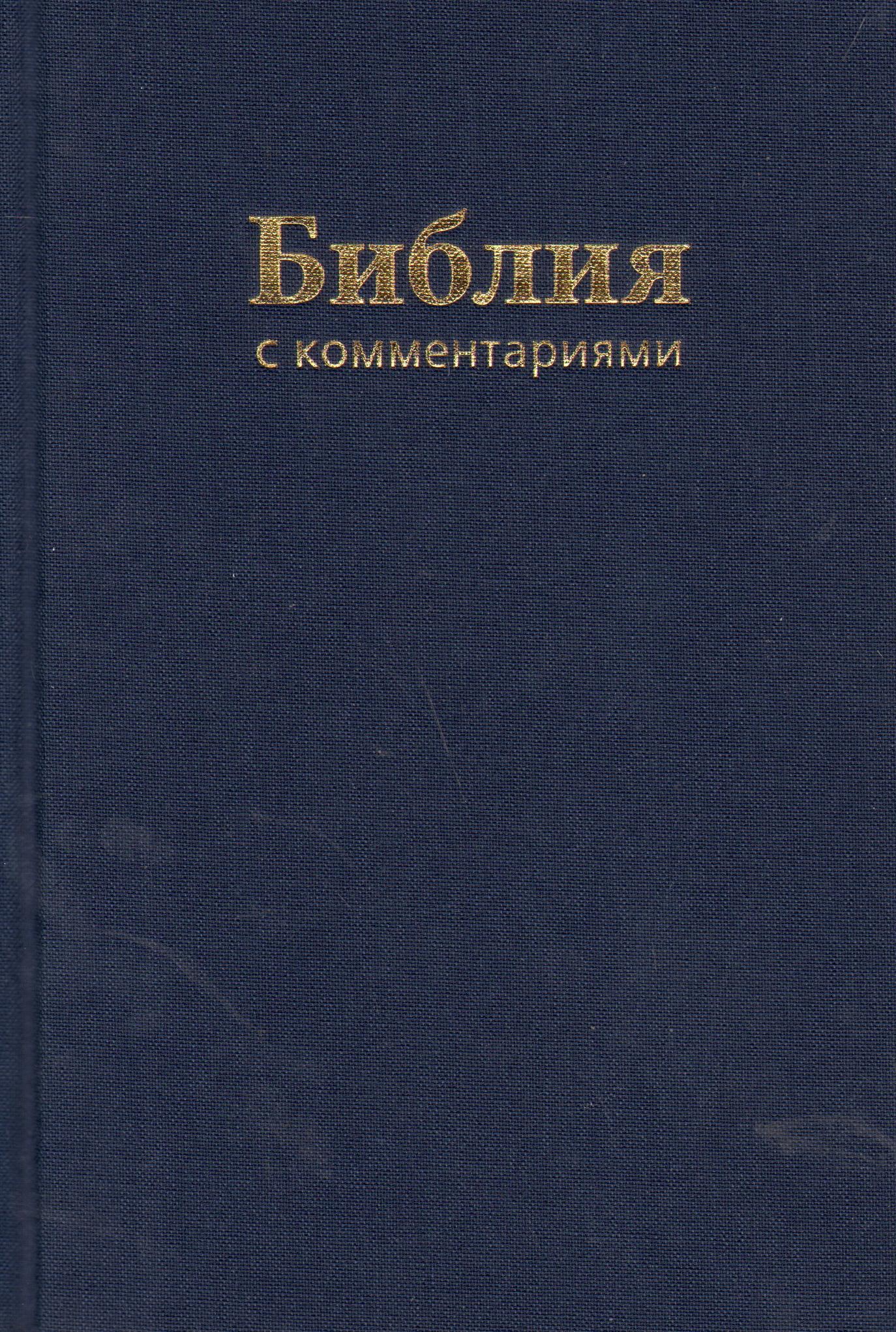 Библия (1179)043DC TI с коммен.(син.)