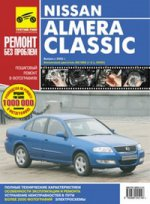 Nissan Almera Classic цв. фото с 2005 г.