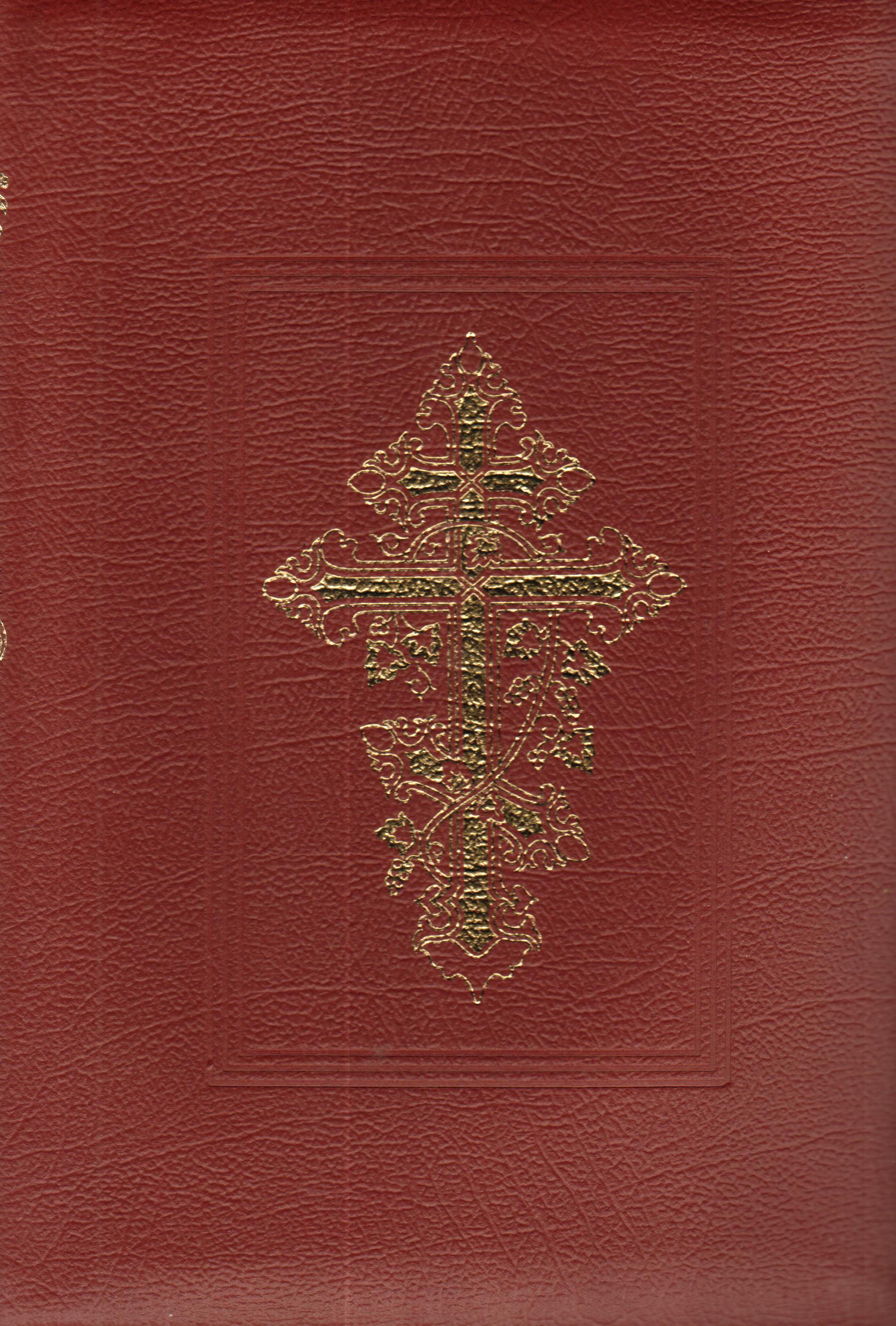 Библия (1127)077DC ZTI(вишн.).кож.на молн.с золот.обрезом