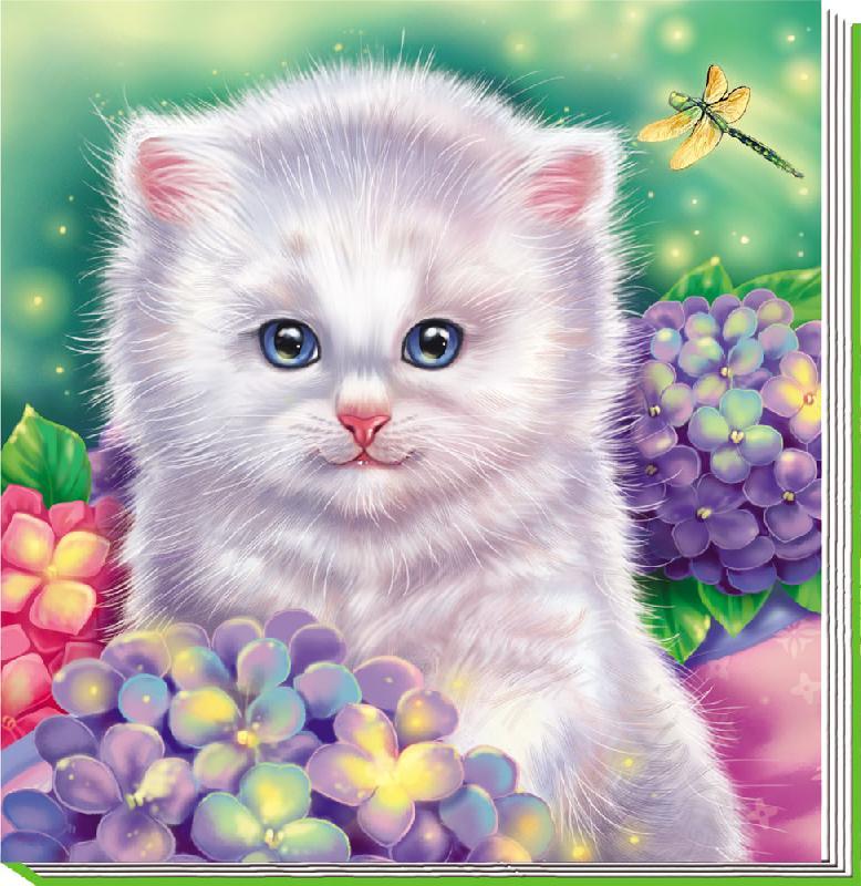 Милі звірятка: Котёнок (р)