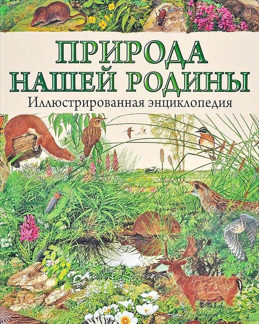 Природа нашей Родины. Иллюстрированная энциклопедия